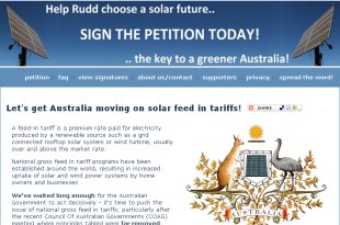 Feed In Tariff.com.au
